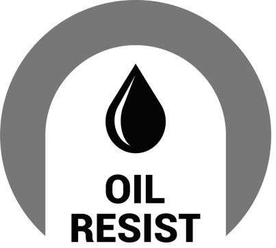 oil resist logo
