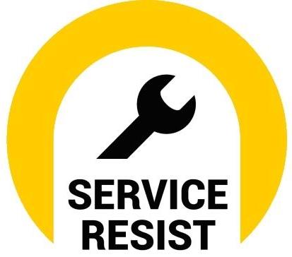 service resist logo